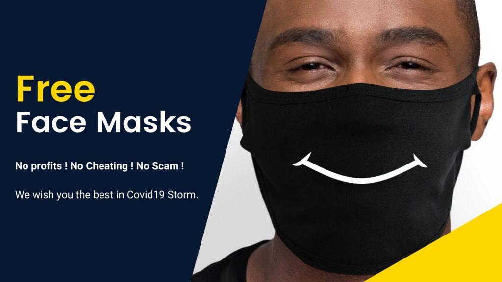 Free Mask Banner 2 - Nano Tape