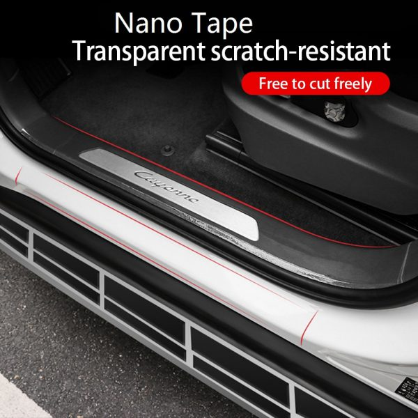10m Nano Tape Car Protection Invisible Adhesive Tape Home Car Door Scratch Resistant Sticker Protector Anti - Nano Tape