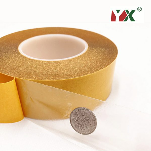 50 Meter High Temperature Resistance PET Double Sided Tape No Trace Transparent Heat Resistant Strong Double 4 - Nano Tape