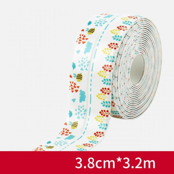 Anti mold Waterproof Tape Nano Traceless Tape Kitchen Sink Waterproof Sticker Bathroom Toilet Gap Self adhesive 5.jpg 640x640 5 - Nano Tape