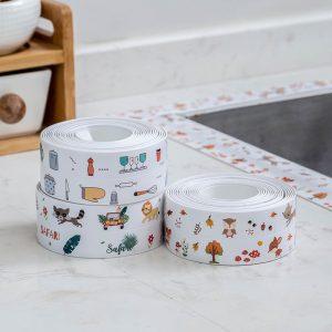 Anti mold Waterproof Tape Nano Traceless Tape Kitchen Sink Waterproof Sticker Bathroom Toilet Gap Self adhesive 6 - Nano Tape