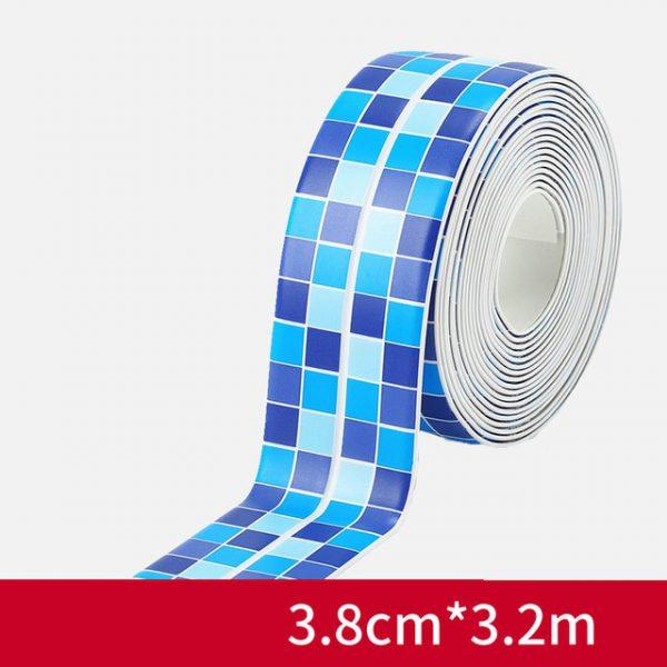 Anti mold Waterproof Tape Nano Traceless Tape Kitchen Sink Waterproof Sticker Bathroom Toilet Gap Self adhesive 7.jpg 640x640 7 - Nano Tape