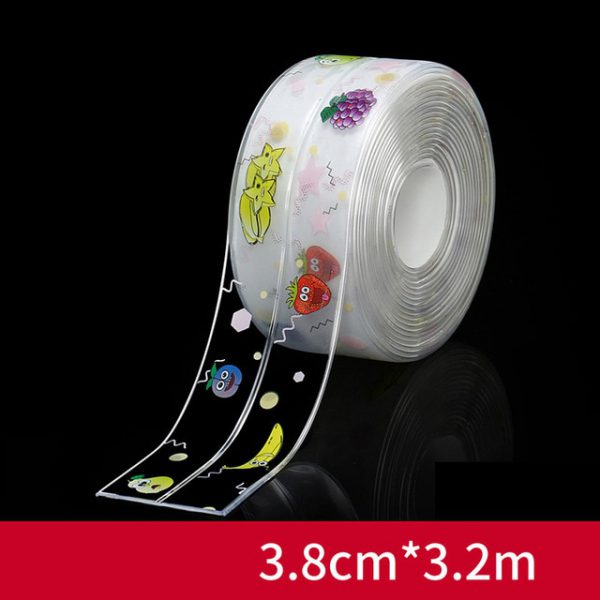 Anti mold Waterproof Tape Nano Traceless Tape Kitchen Sink Waterproof Sticker Bathroom Toilet Gap Self adhesive 8.jpg 640x640 8 - Nano Tape