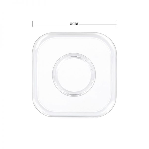 Universal Magic Nano Stickers Double sided tape repeated car bracket No Trace Paste Rubber Pad Wall 5 - Nano Tape